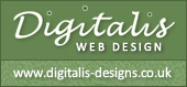 Digitalis website design